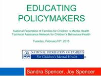 Educating Policy Makers