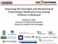 Monitoring of Psychotropic Medications in Children and Youth